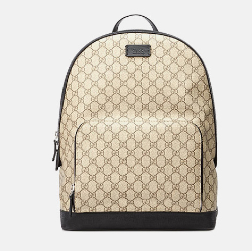 Gucci's new stylish printed backpack AAA+ original quality #99901936