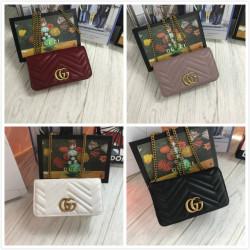 GG Marmont Mini chain handbag 18cm shoulder bag (6 colors) #9130604