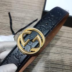 AAA+ Leather Belts W4cm #9129906