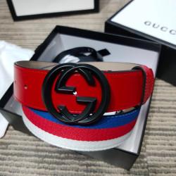 AAA+ Leather Belts W4cm #9129908