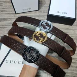 AAA+ Leather Belts W4cm #9129911
