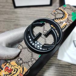 AAA+ Leather Belts W4cm #9129914