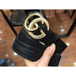 AAA+ Leather Belts W4cm #9129917