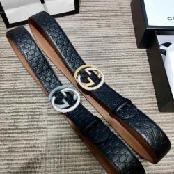 AAA+ Leather Belts W4cm #9129918
