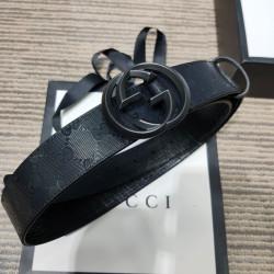 AAA+ Leather Belts W4cm #9129921