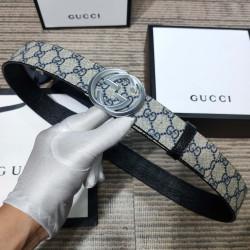 AAA+ Leather Belts W4cm #9129922