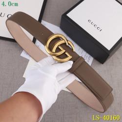 Men's  AAA+ Leather Belts 4cm #9124266