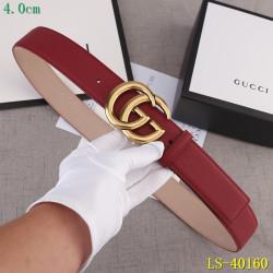 Men's  AAA+ Leather Belts 4cm #9124267