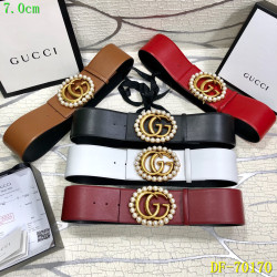 AAA+ Leather Belts 7cm (5 colors)  #9124273