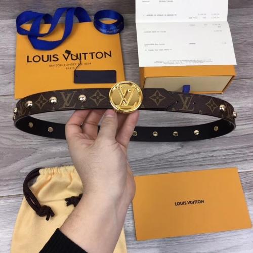 Louis Vuitton Monogram LV Circle 30MM Belt #9125921