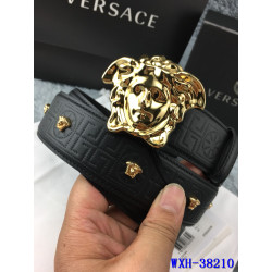 Versace AAA+ top layer leather Belts #9117519