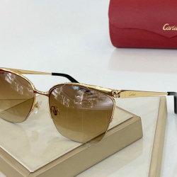 Cartier AAA+ Sunglasses #99897756