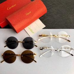 Cartier AAA+ Sunglasses #99901278