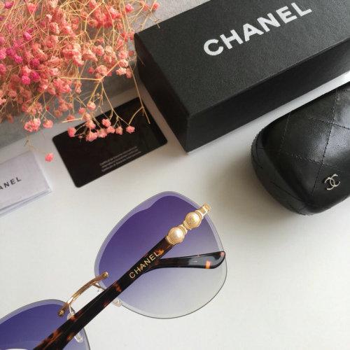 Chanel AAA+ sunglasses #9108516