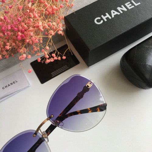 Chanel AAA+ sunglasses #9108517