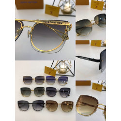 Louis Vuitton AAA Sunglasses #99896454