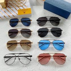 Louis Vuitton AAA Sunglasses #99897593