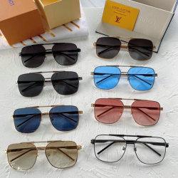 Louis Vuitton AAA Sunglasses #99897595