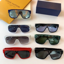Louis Vuitton AAA Sunglasses #99900838