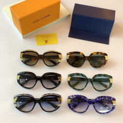 Louis Vuitton AAA Sunglasses #99900839