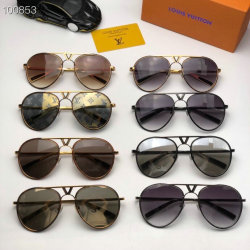 Louis Vuitton AAA Sunglasses #99900845