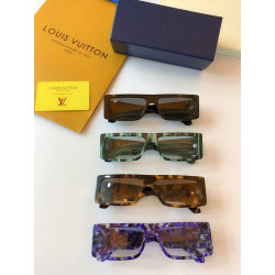 Louis Vuitton AAA Sunglasses #99901443