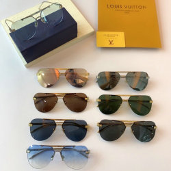Louis Vuitton AAA Sunglasses #99901446