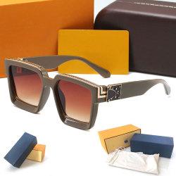 Louis Vuitton  Luxury Womans Sunglasses Fashion Mens Sun glasses UV Protection men Designer eyeglass Gradient Metal hinge with Original cases boxs #99909949