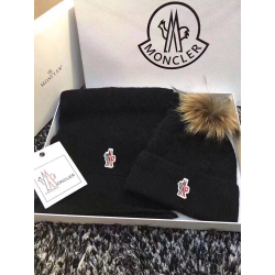 Mo*cler Winter hats & Scarf Set #9111560