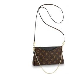 Brand L PALLAS CLUTH LV Shoulder bag for women #9115089