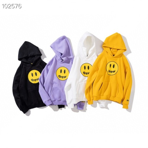 Drew smiley hoodies for Men and Women #99901932