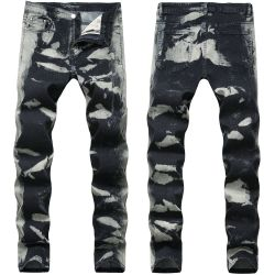 BALMAIN Men's jeans for cheap #9120591