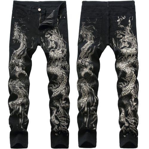 BALMAIN Jeans for Men's Long Jeans #99898204
