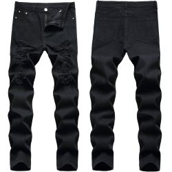 Ripped jeans for Men's Long Jeans #99899884