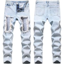 Ripped jeans for Men's Long Jeans #99899885