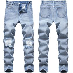 Ripped jeans for Men's Long Jeans #99899887