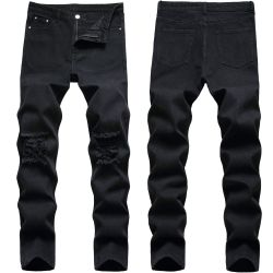 Ripped jeans for Men's Long Jeans #99899889
