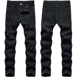 Ripped jeans for Men's Long Jeans #99899890