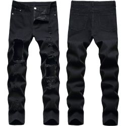 Ripped jeans for Men's Long Jeans #99899891