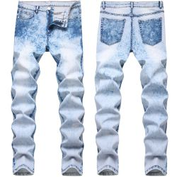 Ripped jeans for Men's Long Jeans #99899892