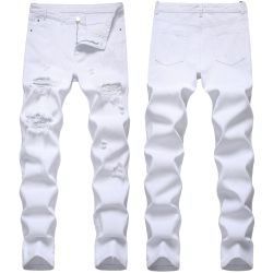 Ripped jeans for Men's Long Jeans #99899895
