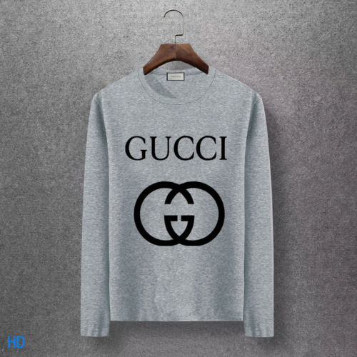 Gucci long-sleeved T-shirt for Men #9127023
