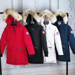 Canada Goose Long Down Coats #9129158