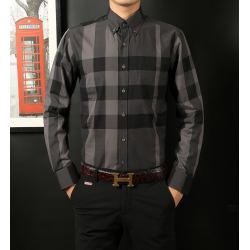 Burberry AAA+ Long-Sleeved Shirts for men #817298
