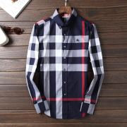 Burberry AAA+ Long-Sleeved Shirts for men #817322