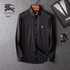 Burberry AAA+ Long-Sleeved Shirts for men #817646