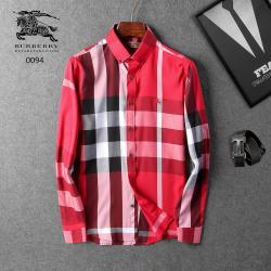 Bub*ry Shirts for Men's Bub*ry Long-Sleeved Shirts #9110264
