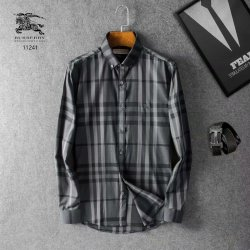 Burberry Shirts for Men's Burberry Long-Sleeved Shirts #9116485