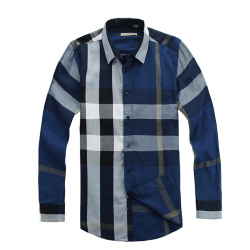Burberry Shirts for Men's Burberry Long-Sleeved Shirts #996509