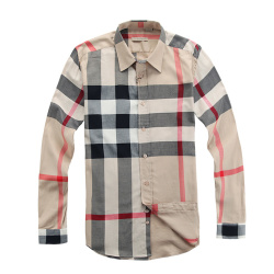 Burberry Shirts for Men's Burberry Long-Sleeved Shirts #996510